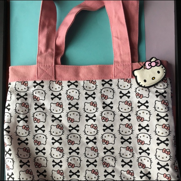 e75740b4b3a Loungefly Handbags - Loungefly Hello Kitty Tote Bag Excellent Condition